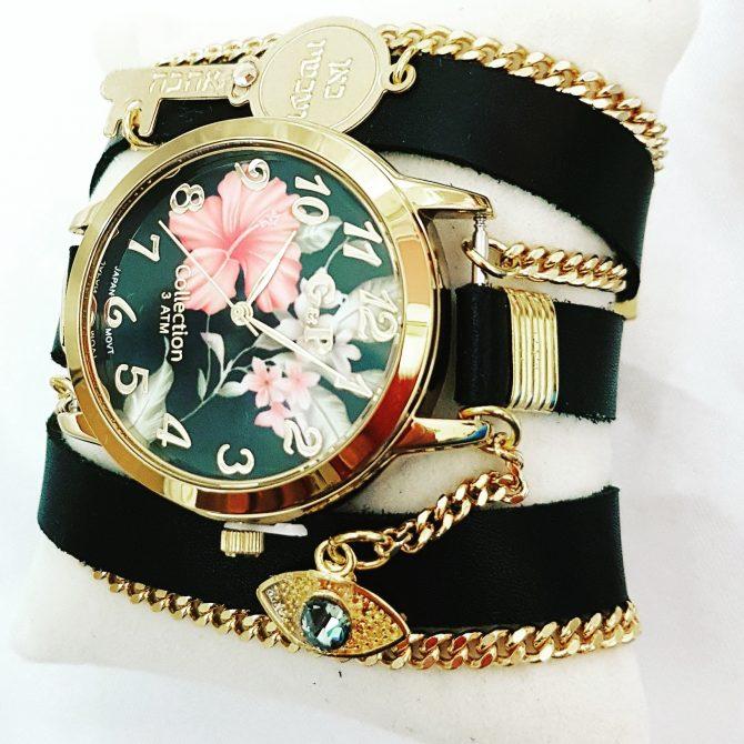 שעון צבעוני לשפע