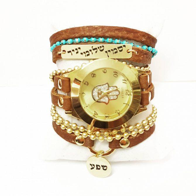 שעון רצועות