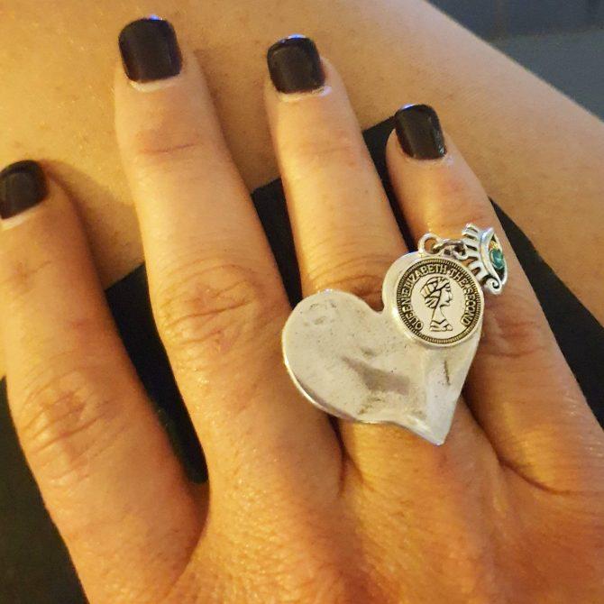 טבעת לב השפע