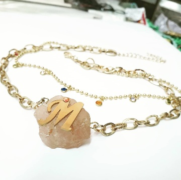 שרשרת אבן חן