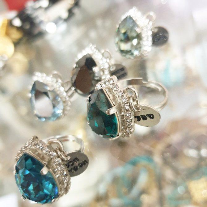 טבעת סברובסקי לברכה