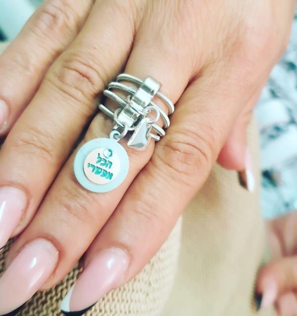 טבעת קפיצים