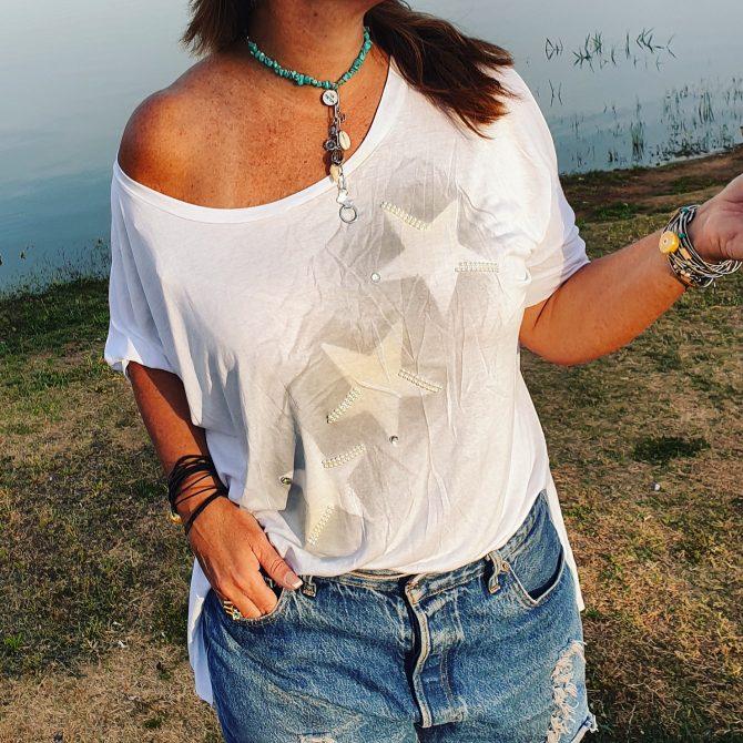 חולצה כוכבים